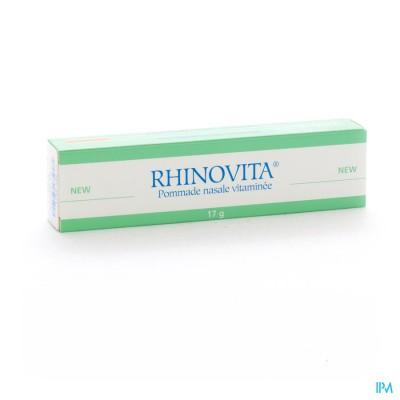 RHINOVITA NEW NEUSZALF 17G
