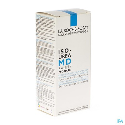LRP ISO UREA MD BALSEM PSORIASIS 100ML
