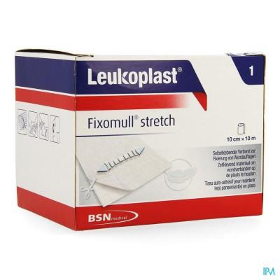 FIXOMULL STRETCH 10CMX10M 1 LEUKOPLAST
