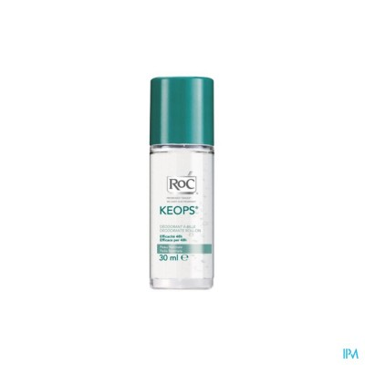 ROC KEOPS DEO ROLLER Z/ALCOHOL Z/PARF NH 30ML