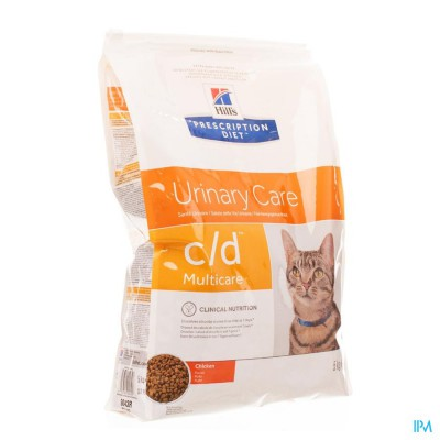 HILLS PRESCRIP.DIET FELINE CD 5KG 9043M