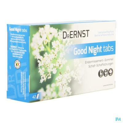 Dr Ernst Good Night tabs 42 Tabl