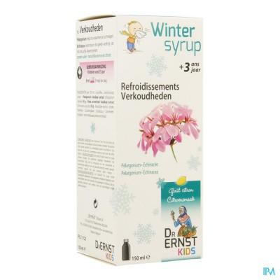 Dr Ernst Kids Winter syrup 150ml