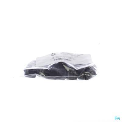 CAPSULE AUTO-SEALANT ZWART 18MM 25 PONTOS