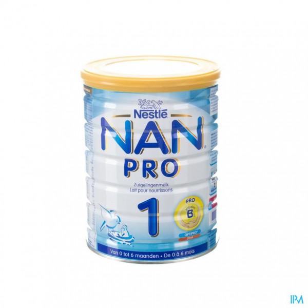 NAN Optipro 1 Zuigelingenmelk 800g