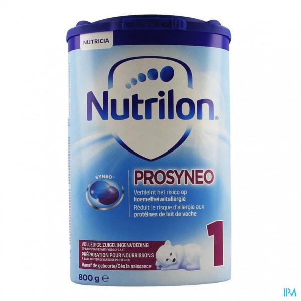 Nutrilon Prosyneo HA 1 Hypoallergene Zuigelingenmelk baby 0-6 maanden poeder 800g