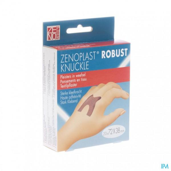 Zenoplast Robust Knuckle 20