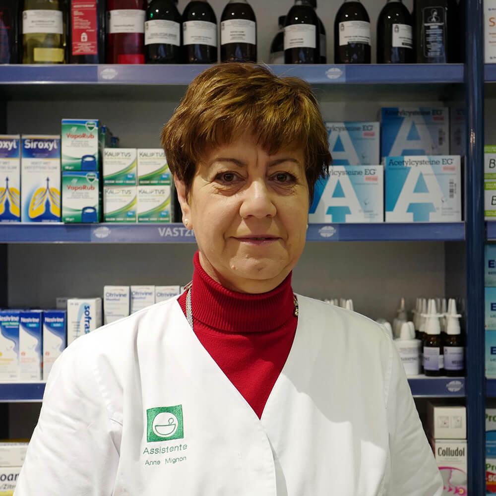Ann Mignon